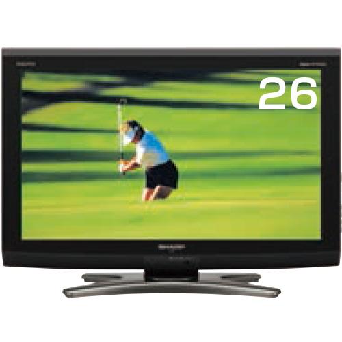 26型液晶ディスプレイテレビ